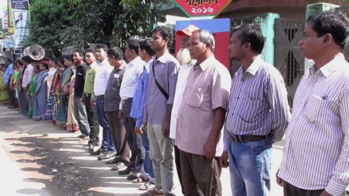 বাংলাদেশ, সাঁওতাল, গাইবান্ধা
