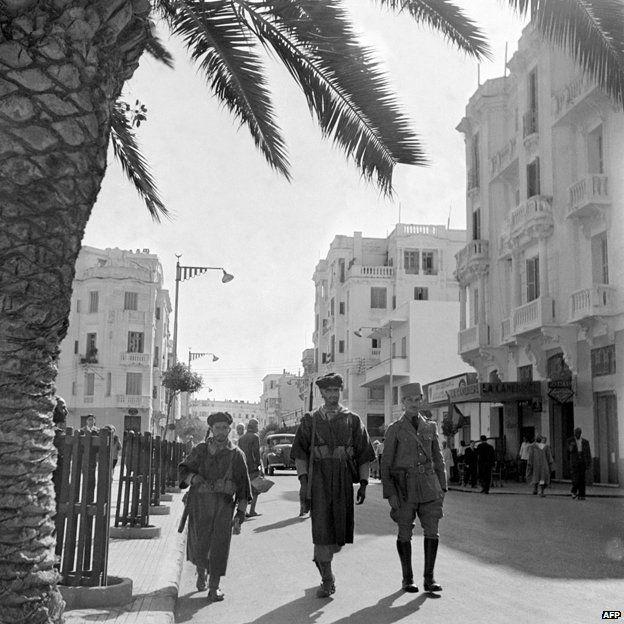 Boulevard Pasteur 1944