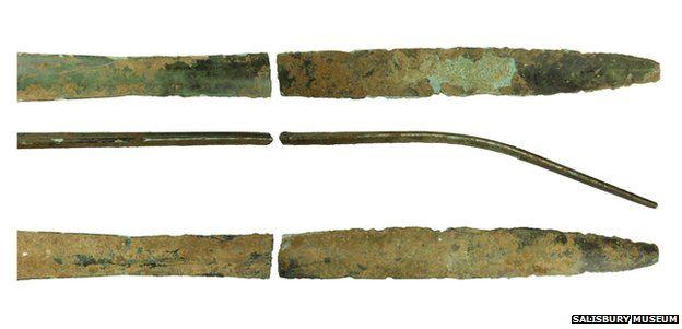 Bronze Age Sword