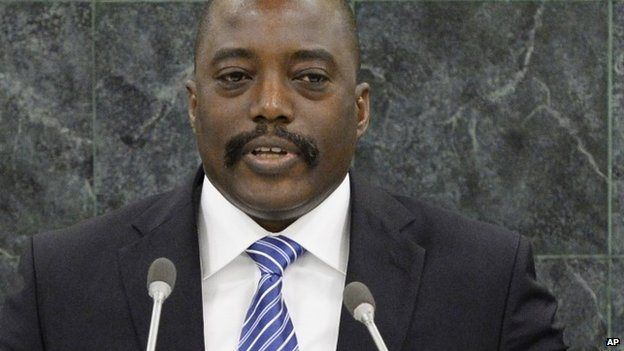 Joseph Kabila at the UN (December 2014)