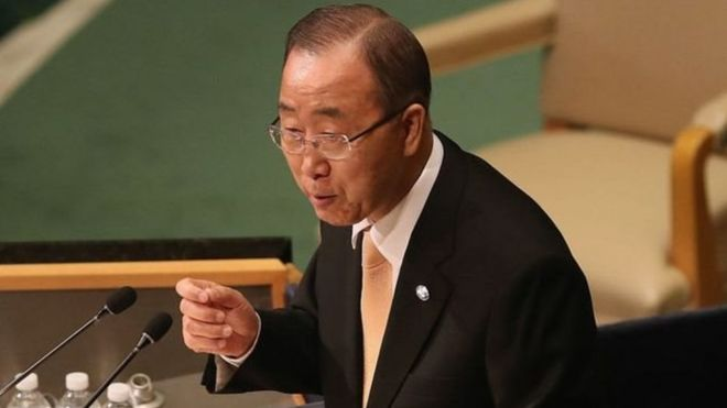 Khi còn giữ chức Tổng thư ký LHQ, ông Ban đóng vai trò chủ chốt trong các cuộc đàm phán chính trị và ngoại giao quốc tế