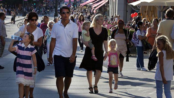 Calle en Oslo