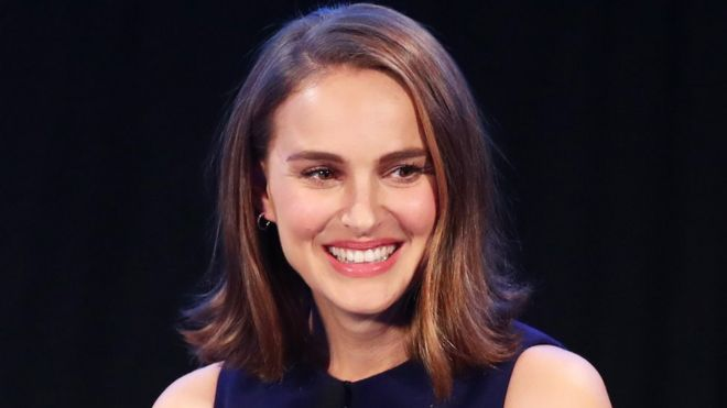 US actress Natalie Portman at the Vulture Festival LA in Hollywood, California, 19 November 2017