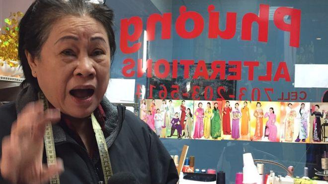 Bà Thủy Lê