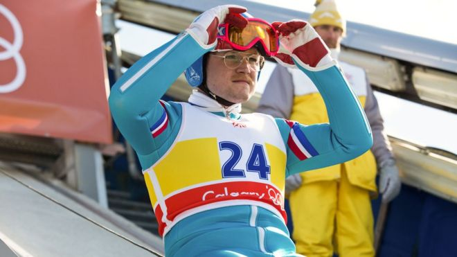 Image result for eddie the eagle movie