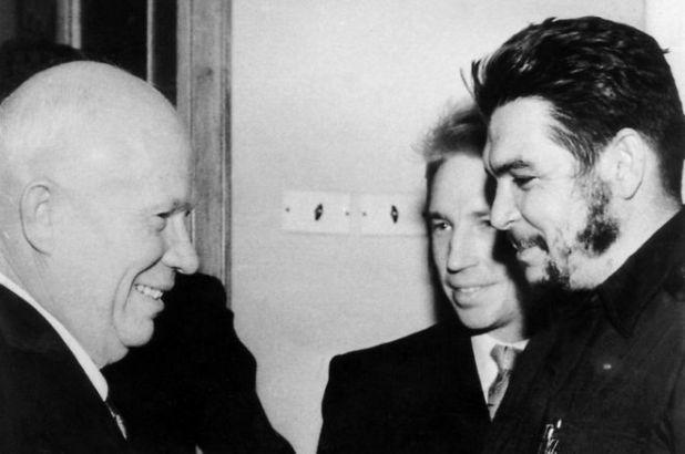 Jrushchov y Guevara