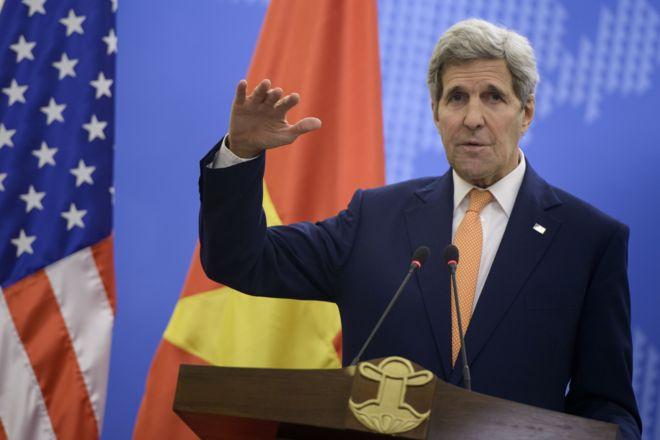 Ông John Kerry