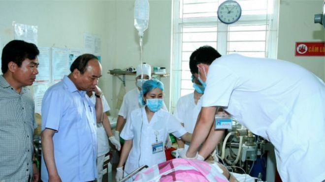 Thủ tướng Nguyễn Xuân Phúc có mặt ở Yên Bái để chỉ đạo xử lý vụ bắn lãnh đạo