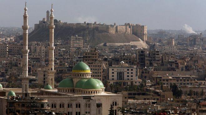 مسجد في حلب