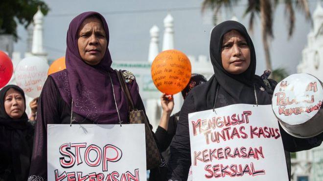 Đã xảy ra một loạt vụ lạm dụng tình dục trẻ em tại Indonesia