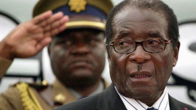 Robert Mugabe waxa uu Zimbabwe ka talinayay tan sanaddii 1980
