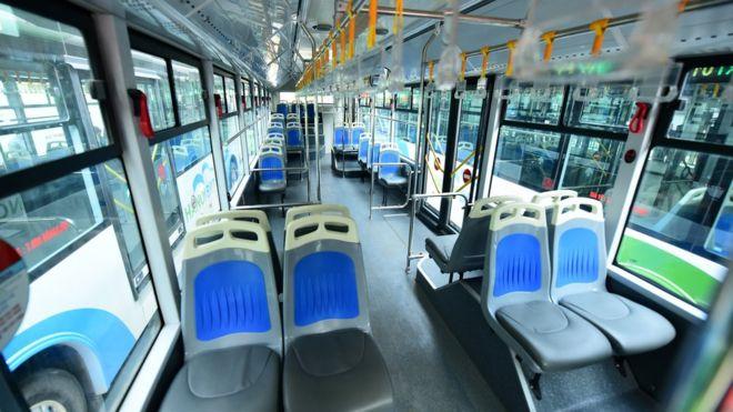 Chủ tịch UBND TP. Hà Nội Nguyễn Đức Chung được dẫn lời nói xe buýt nhanh sẽ tạo điều kiện cho người dân thủ đô trong việc đi lại được thuận tiện hơn.