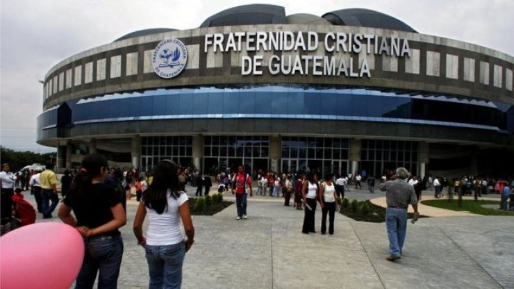 Iglesia evangélica en Guatemala