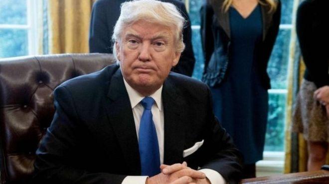 Ông Trump từng nói Mexico sẽ phải trả cho bức tường