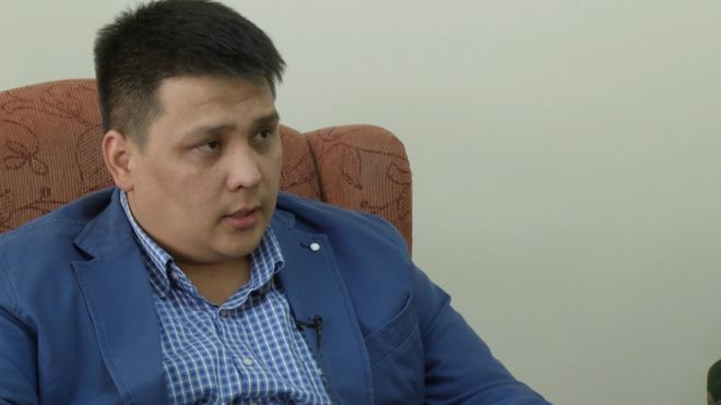 The head of the Sebat Persistence schools in Kyrgyzstan, Nurlan Kudaberdiev, says there are no direct links to Fethullah Gulen now
