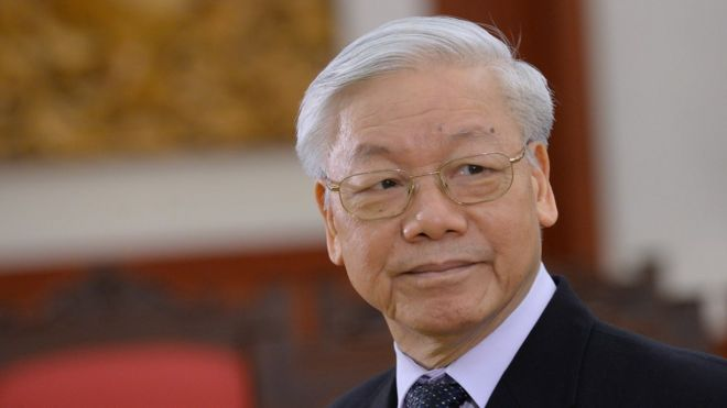 Tổng Bí thư Đảng Cộng sản Nguyễn Phú Trọng