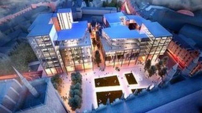 St Nicholas House plan image