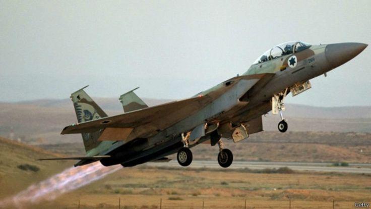 سوریه بارها اسرائیل را به حمله هوایی به خاک این کشور متهم کرده است