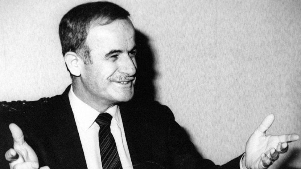 Hafez al Asad, en una imagen de 1972.