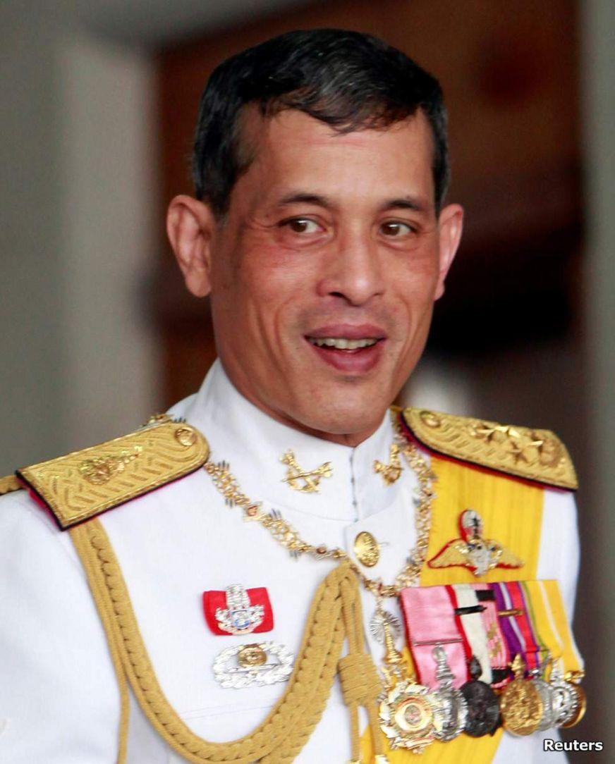 Vua Rama X của Thái Lan