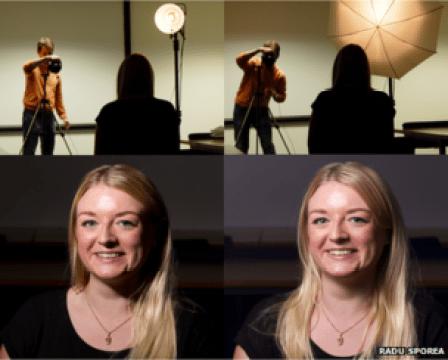 Fotografías con diferentes iluminación