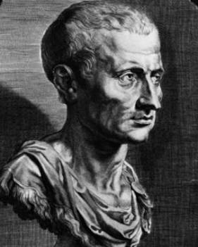 Un busto de Cicerón