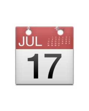 Emoji de calendario