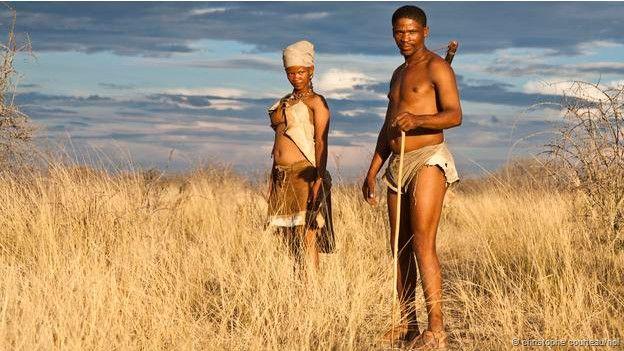 Dos aborígenes
