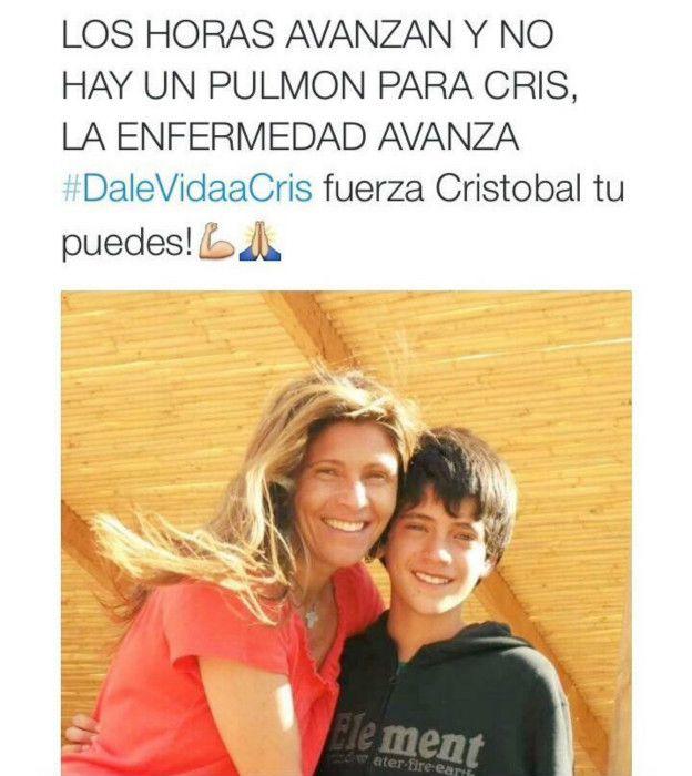 IMagend e la campaña en las redes sociales de apoyo a Cristóbal Gelfenstein