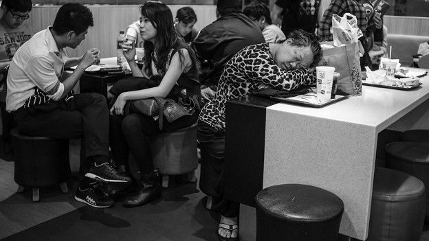 McDonalds, Hong Kong