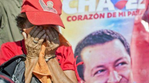 Tristeza oficialista, Venezuela