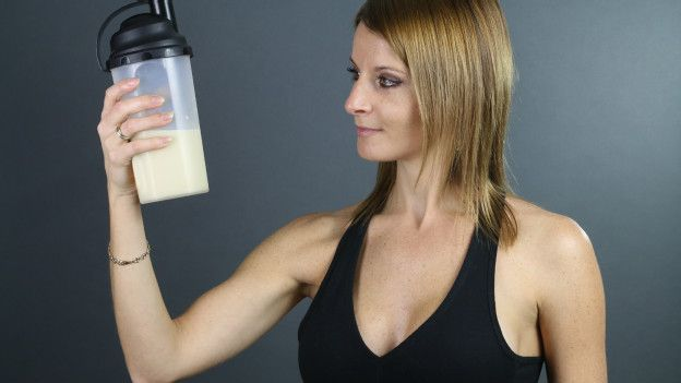 Protein woman