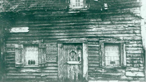 Casa de Ruperto y Paulina Pedroso