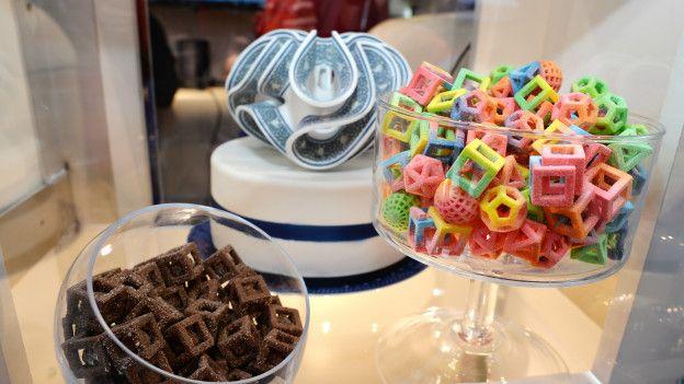La comida de impresoras 3D ya es una realidad a día de hoy.