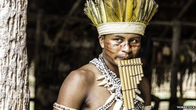 Indígena amazónico
