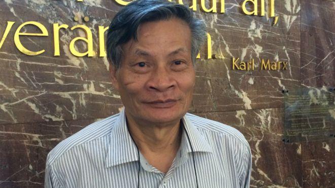 TSKH Nguyễn Quang A