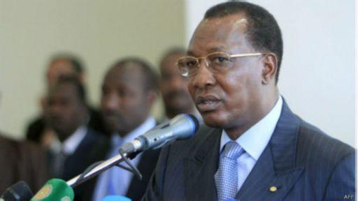 Idriss Deby Itno rappelle que l'envoie d'une délégation a été décidé au dernier sommet de l'UA.