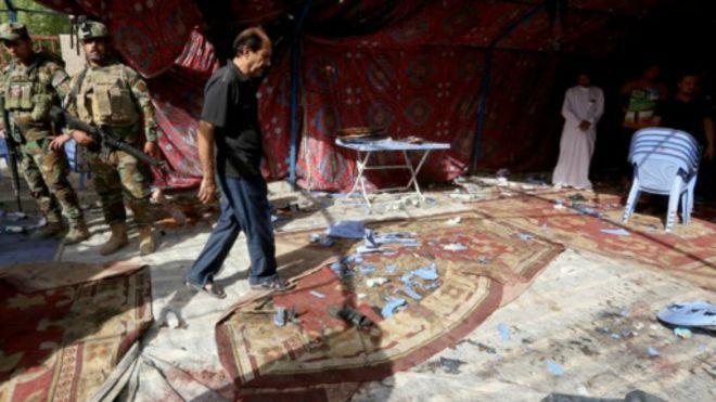 伊斯蘭國聲稱對這起爆炸負責