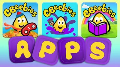 Playtime Island App - CBeebies - BBC