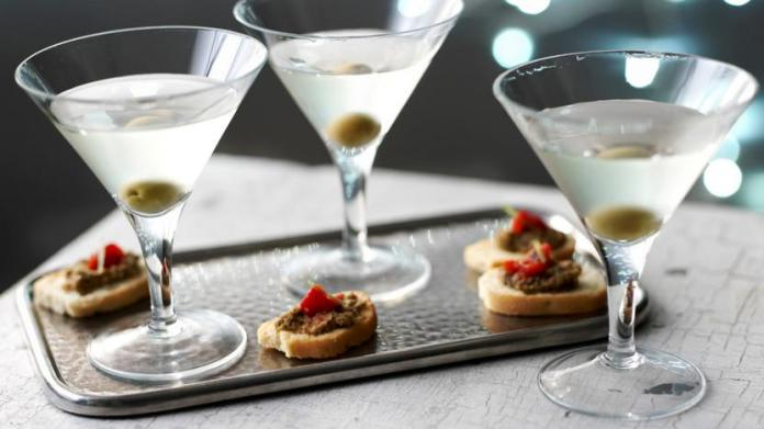 Dirty Martini Recipe Bbc Food