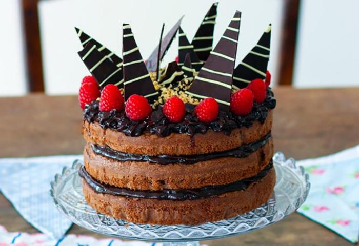 Birthday Chocolate Cake Recipe Bbc Food