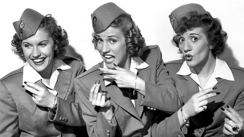 Image result for andrews sisters