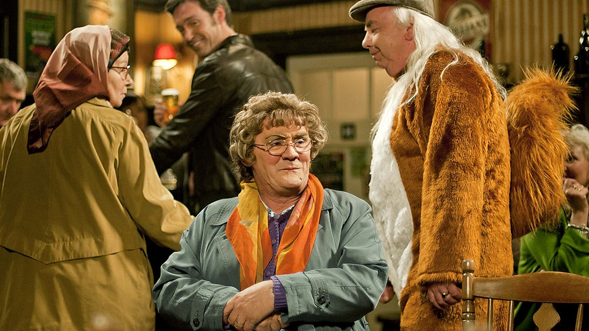 BBC One Mrs Browns Boys Series 1 Mammys Miracle