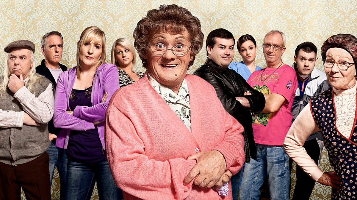 Image result for mrs browns boys