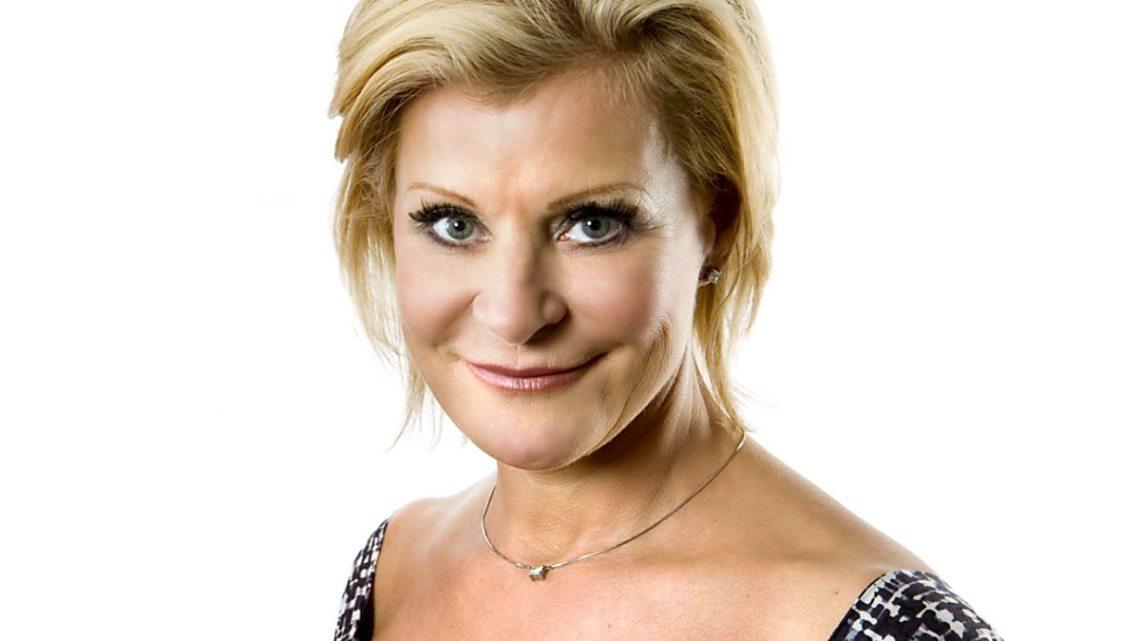 BBC Radio 2 - Liza Tarbuck, Maria McErlane sits in