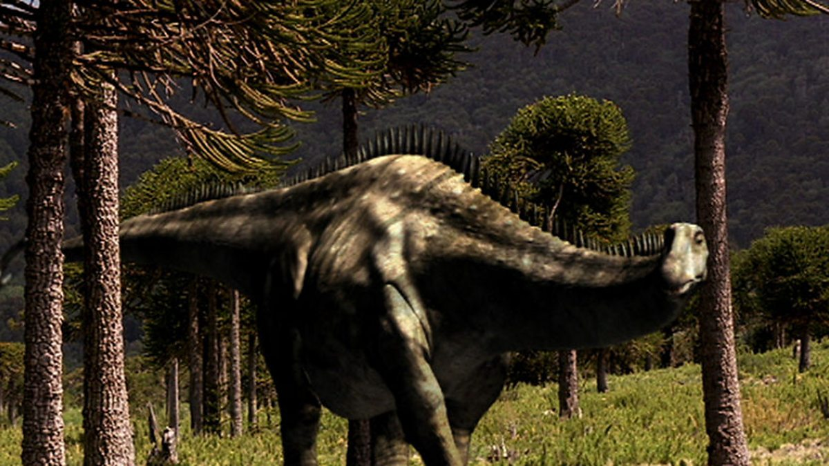 BBC One Walking With Dinosaurs Original Series Time Of