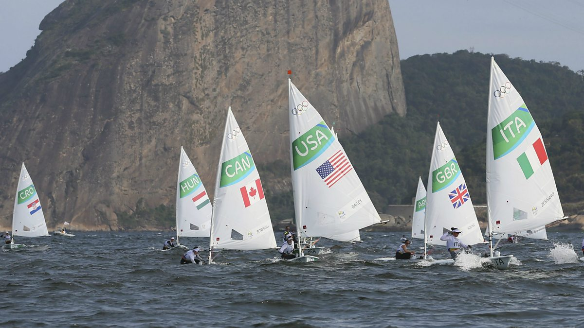 Maybe you would like to learn more about one of these? BBC Sport - Olympic Sailing, 2016, RS:X & Laser & Laser ...