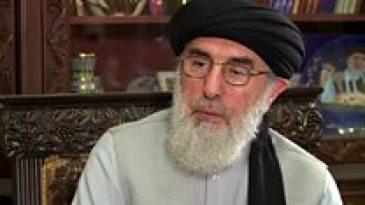 حکمتیار در گفت و گو با بی بی سی: دخالت ایران در افغانستان، بوی خون می دهد