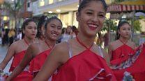 Así es el Carnaval Afrodescendiente de Arica en Chile