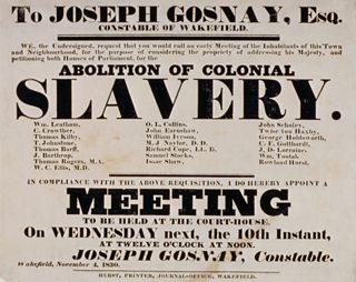 Image result for slavery abolished